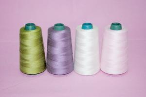 【厂家直销】各种服装优质缝纫线 40/2棉线