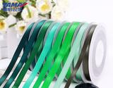 姚明织带罗纹带绿色系列13mm196色
