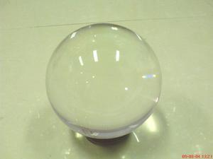 水晶光球 玻璃球