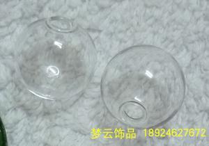 梦云饰品18924627672空心玻璃球