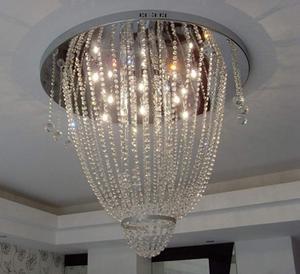 造型水晶灯设计