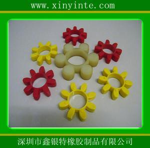 (大量现货)聚氨酯梅花垫/八角胶/缓冲垫