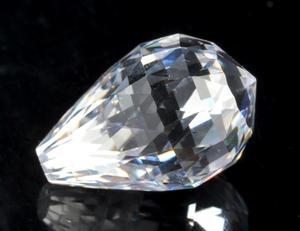 半孔拉长吊球(锆石、水晶)