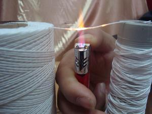 烧不着的线------- 耐高温防火线