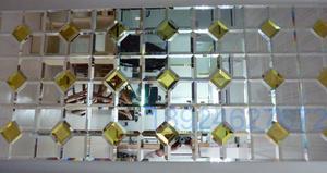 水晶马赛克拼镜