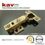 古铜固定装液压铰链【滑入式阻尼铰链】橱柜配件
