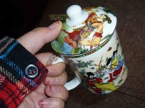 经典陶瓷杯