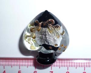 A018 25*30 琉璃银箔内芯花瓶