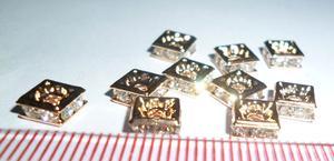 样435#6*6*3mm  珠子
