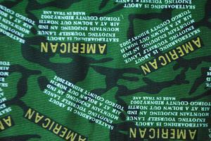 迷彩印花布 现货供业各种针织布 品种多 价格优