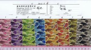 【厂家直销】粗珠编织纹PU印花布 帆布印花贴膜 手袋箱包面料