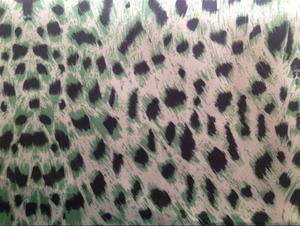 【豹纹印花】色丁系列织锦缎龙纹可订购也可现货供应