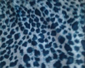 【豹纹印花】粗纹细纹色丁 包装绸缎 织锦缎