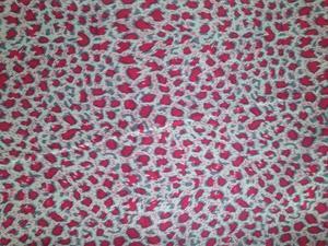 【豹纹印花】细纹粗纹色丁有光哑光色丁织锦缎包装布过胶色丁