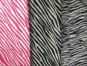 【斑马纹印花】F1F2细纹色丁加密加厚色丁绸布织锦缎