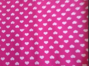 【爱心印花】细纹粗纹色丁包装里布各种中高低档色丁