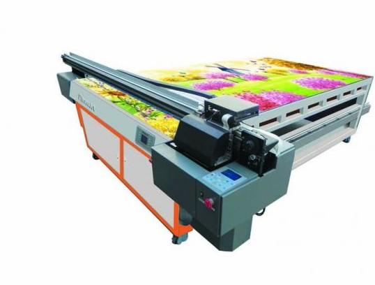 晶彩UV平板机