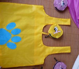 双包边环保袋中袋(涤纶、尼龙、帆布、无纺布)