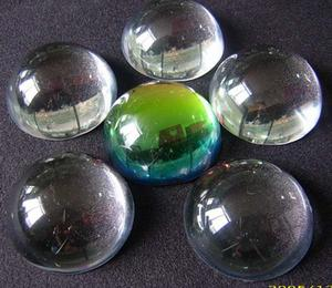 80mm水晶光面半球