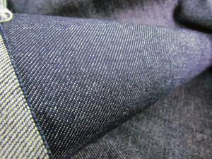12安蓝色斜纹牛仔布 常年供货