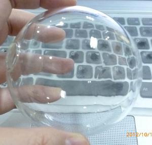 单开口、双开口、三孔空心玻璃球