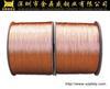 厂家直销无氧铜丝、低氧铜丝、铜包铜、镀锡铜丝、电话线小图一