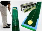 轨迹推杆练习器套装,高尔夫推杆毯,高尔夫礼品,高尔夫练习用品