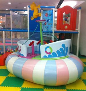 儿童淘气堡宝宝船
