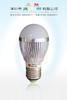 超亮LED球泡灯5W LED节能灯 LED灯泡小图二