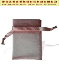 丝网拉绳袋