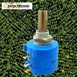 机械仪器控制插件BOURNS3590S-2精密微调电位器