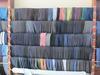 常年供货牛仔布 10安黑色蓝色斜纹小图三