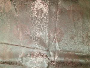 【织锦缎】装帧布 包装布 色织提花布 团花