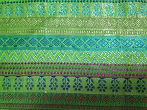 【织锦缎】装帧布 包装布 提花布 异域风情 横条纹