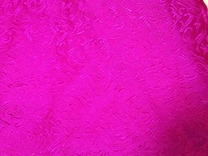 【织锦缎】装帧布 色织提花布 紫红