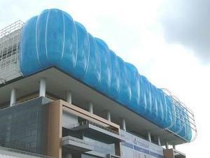 ETFE 建筑外观装饰