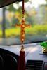 定制 琉璃车挂 耶稣十字架小图四