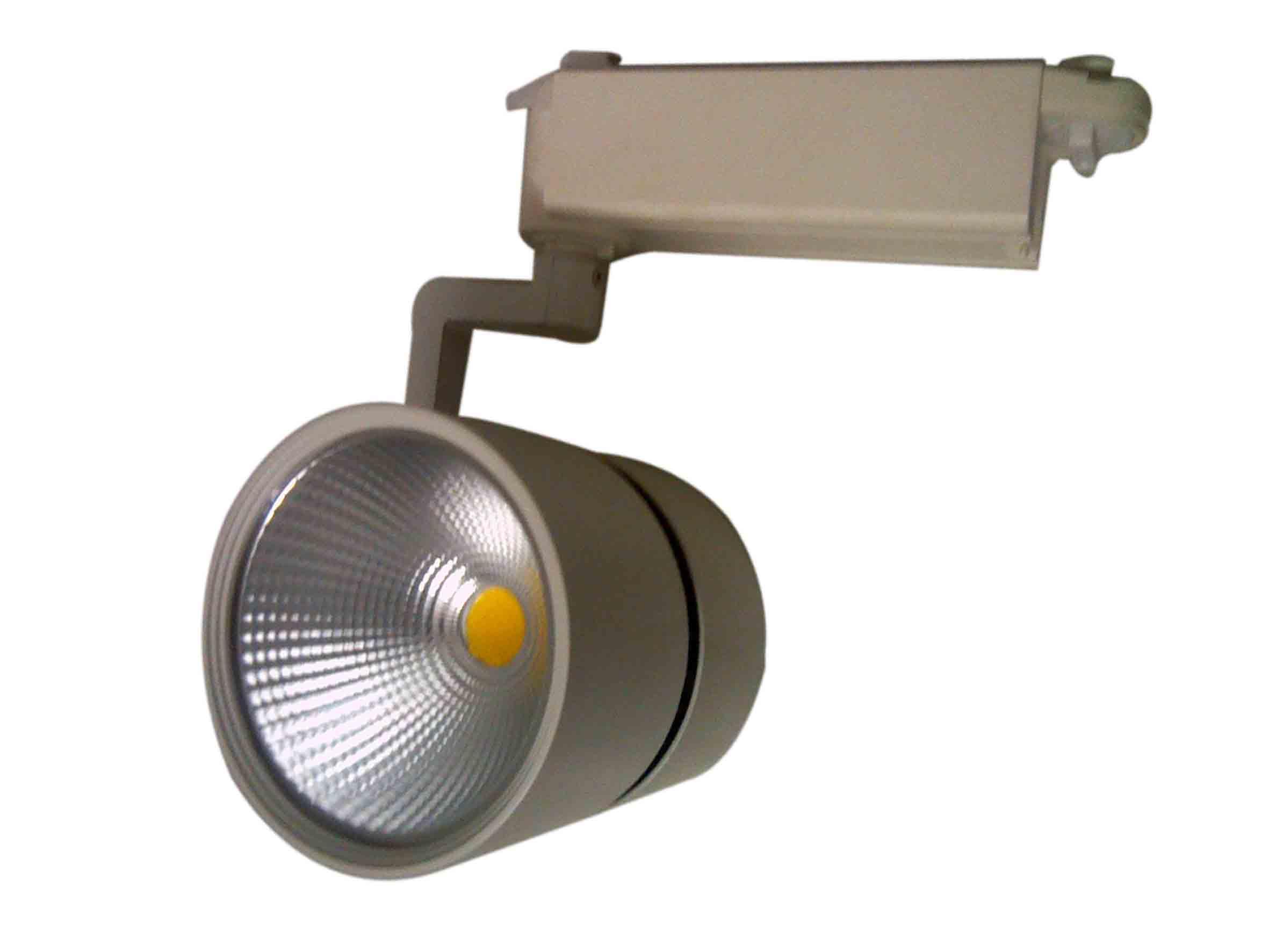 cob 轨道灯 led灯具 b2b网站免费采购