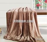 珊瑚绒毯子 法兰绒毛毯