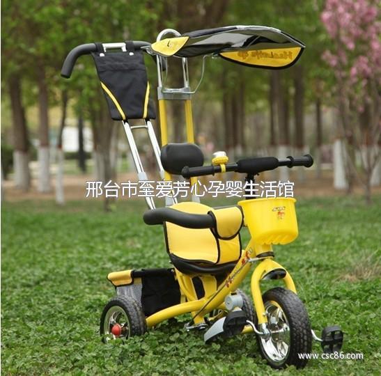 车儿童三轮车脚踏