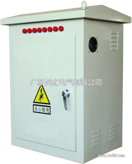 采用智能式无功补偿电容器模块式安装