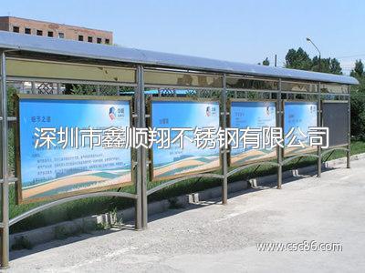 深圳不锈钢宣传栏工程