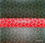 供应PVC印刷皮革印花皮革