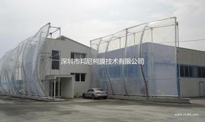 ETFE膜  工厂图片