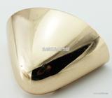 供应厂家自主生产铜鞋类五金配件,鞋头,鞋花(图)支持混批