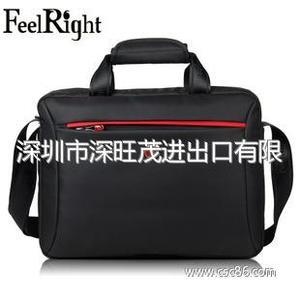 FeelRight男士手提斜挎包14寸笔记本电脑包