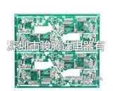 专业生产多种单双面多层PCB线路板/双层及多层电路板做货
