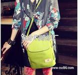 2013猫猫时尚韩版小水桶 百搭单肩斜跨小包
