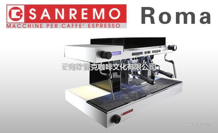 半自动咖啡机原理结构图