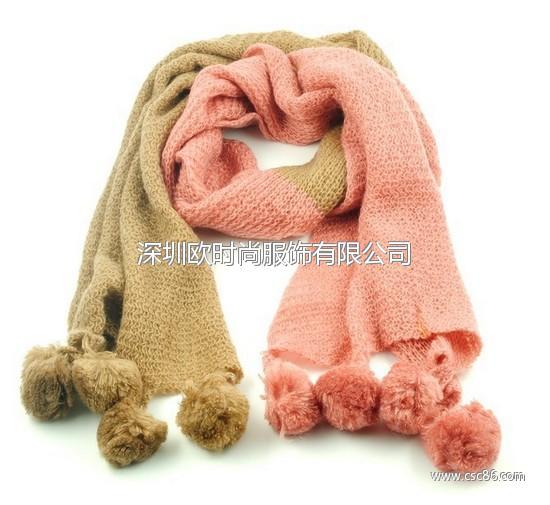 供应各种款式围巾图片